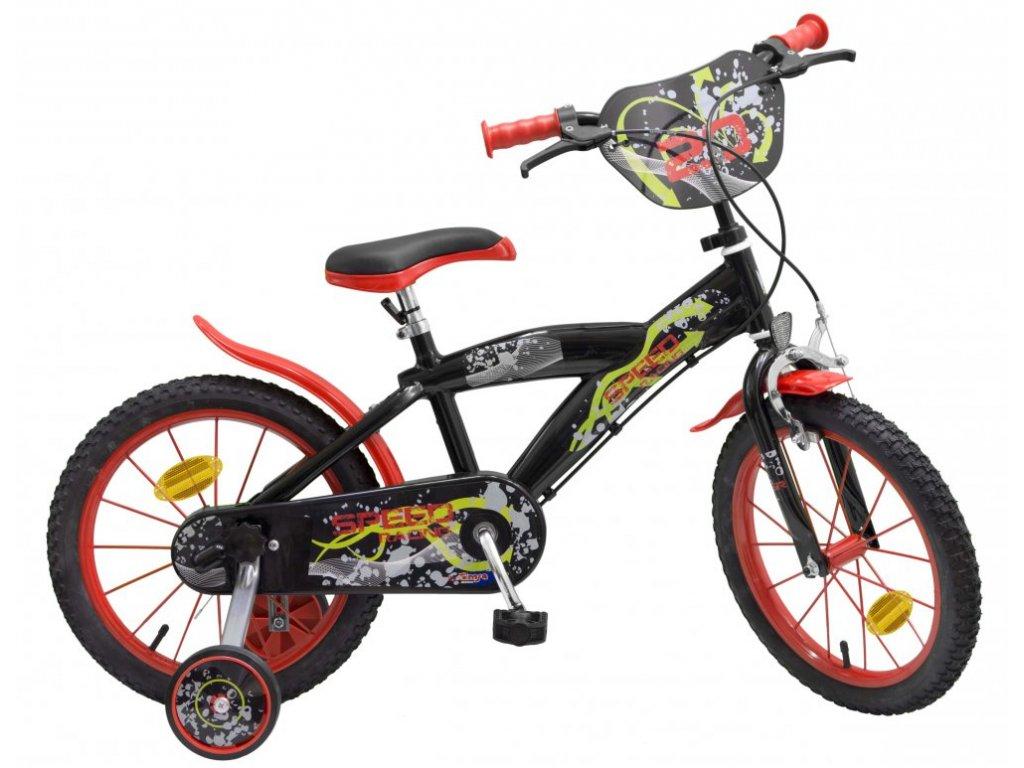 Dětské kolo Toimsa Speed 16 černé