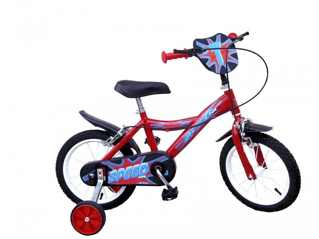 Dětské kolo Toimsa Speed 16 červené