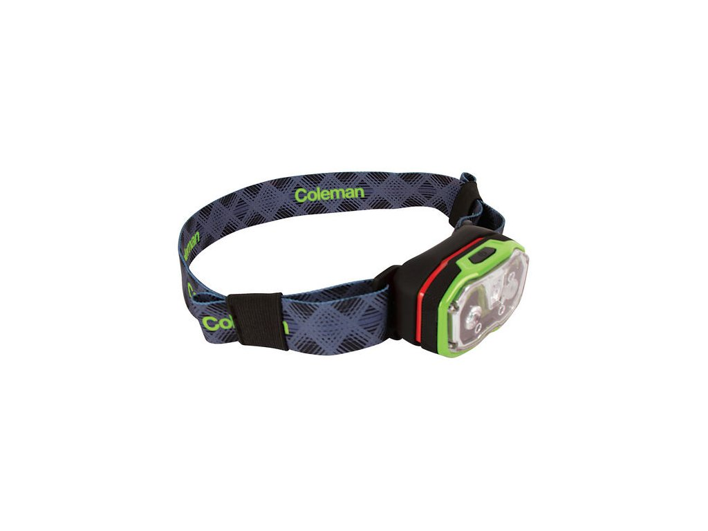 coleman cxs 300 lithium ion rechrg headlamp