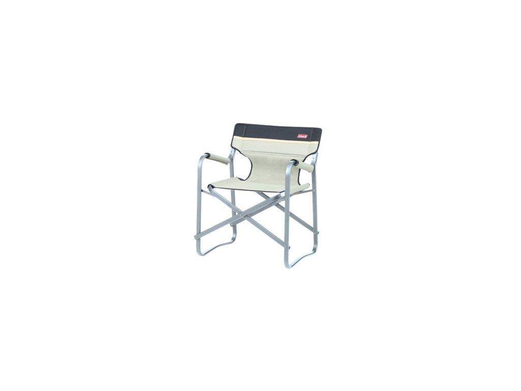 coleman deck chair khaki