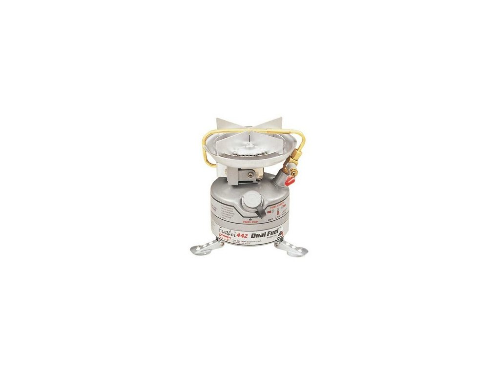 coleman varic unleaded feather stove