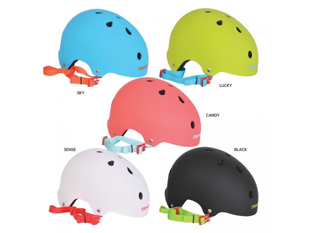SKILLET X helma na kolečkové brusle