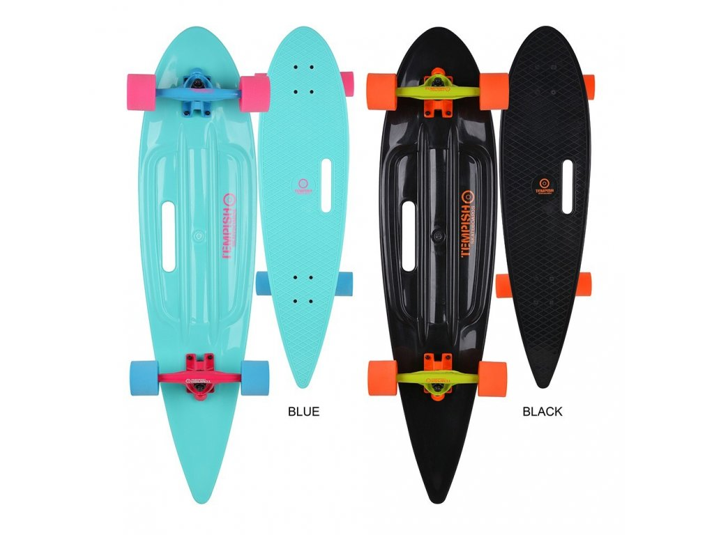 "BUFFY 36"" pintail Longboard"