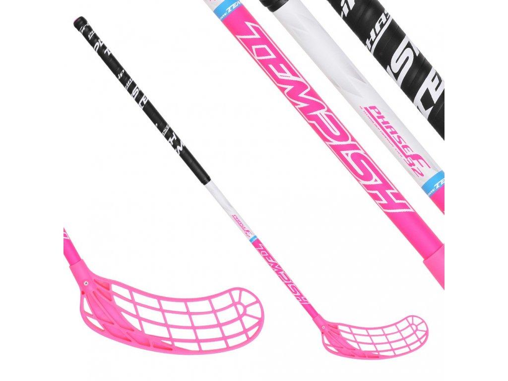 PHASE F32 pink florbalová hůl