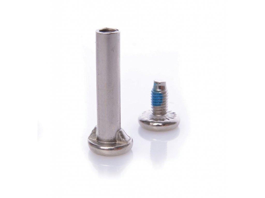 OSKA se zajištěním průměr 6mm set (4ks)