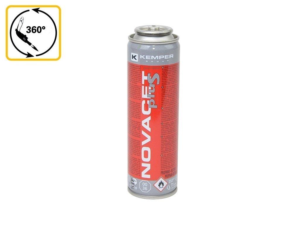 Plynová kartuše NOVACET Plus Mini 60g