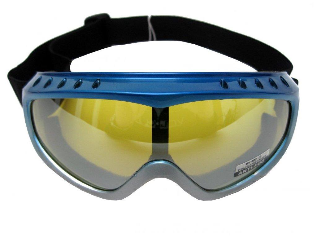Lyžařské brýle Cortini G1303-3 Snow black