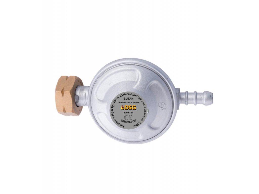Regulátor tlaku DSG-30mbar