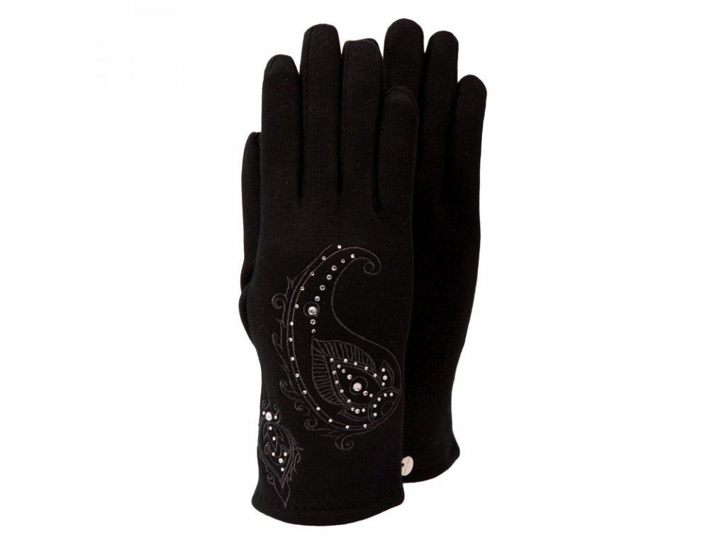 Dámské zimní rukavice Hat You GL0970 černé