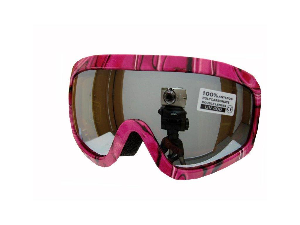 Dětské lyžařské brýle Spheric Minnesota G1306K-3,4