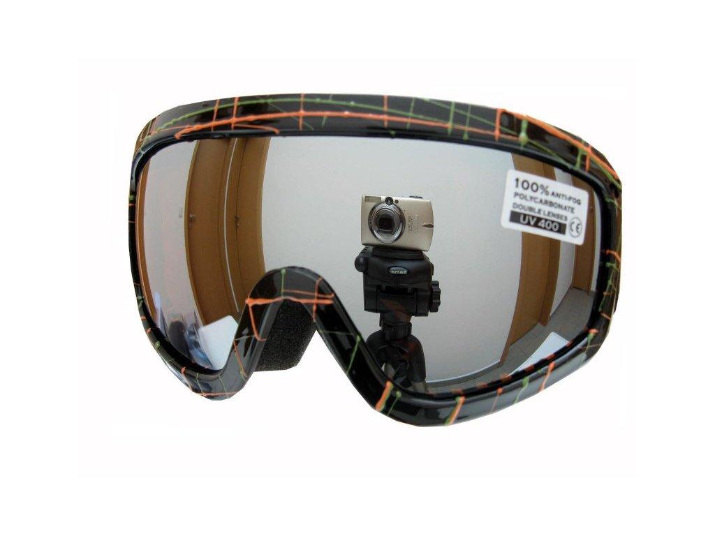 Dětské lyžařské brýle Spheric Minnesota G1306K-9,10