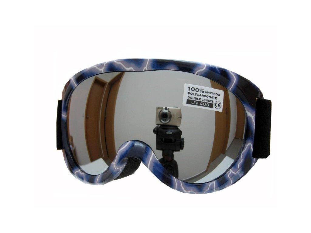 Dětské lyžařské brýle Spheric Ontario G1468-1K-5,6