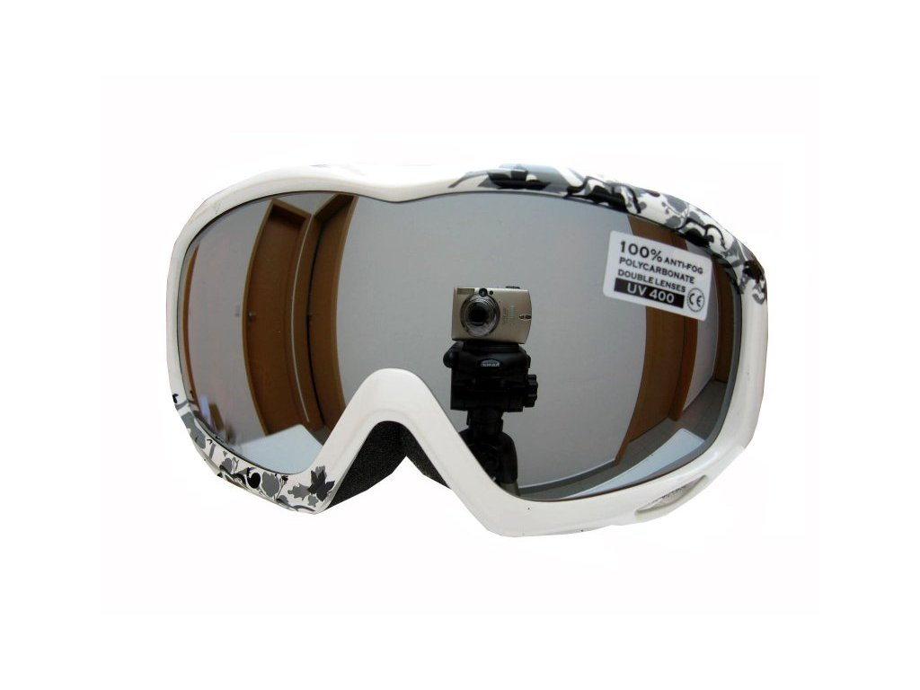 Dětské lyžařské brýle Spheric Montreal G1540K-1,2