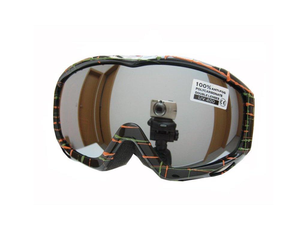Dětské lyžařské brýle Spheric Montreal G1540K-9,10