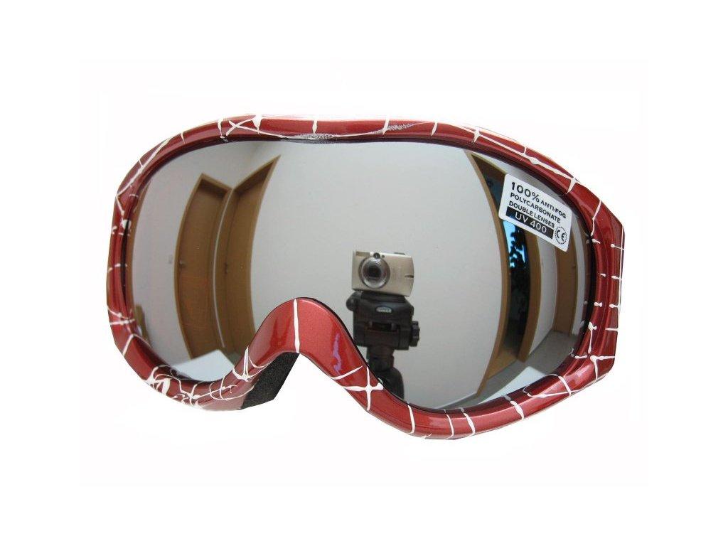 Lyžařské brýle Spheric Colorado junior G2003A-11,12