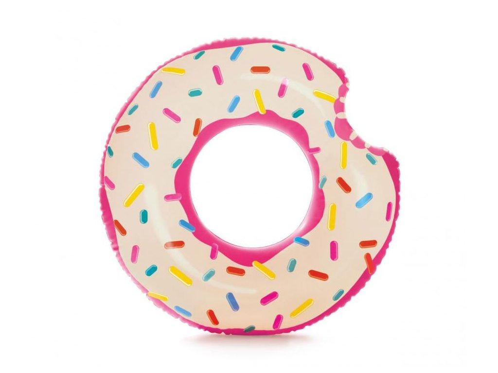 intex nafukovaci kruh 56265 donut