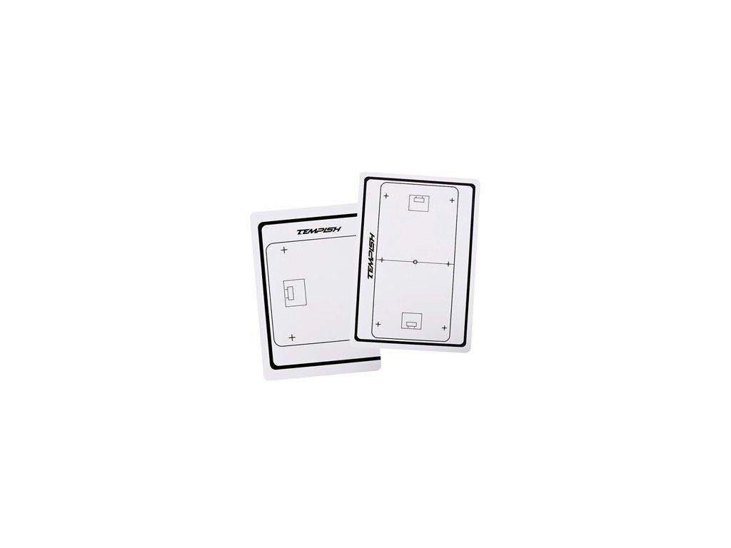 trenerska takticka tabulka 36x25 cm florbal