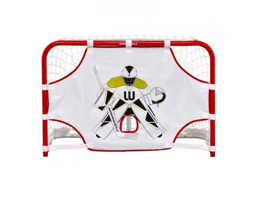 hokejova branka winnwell 31 mini quiknet set