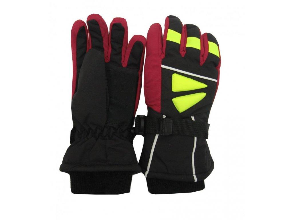 Dětské zimní rukavice Bella Accessori 2165S-1