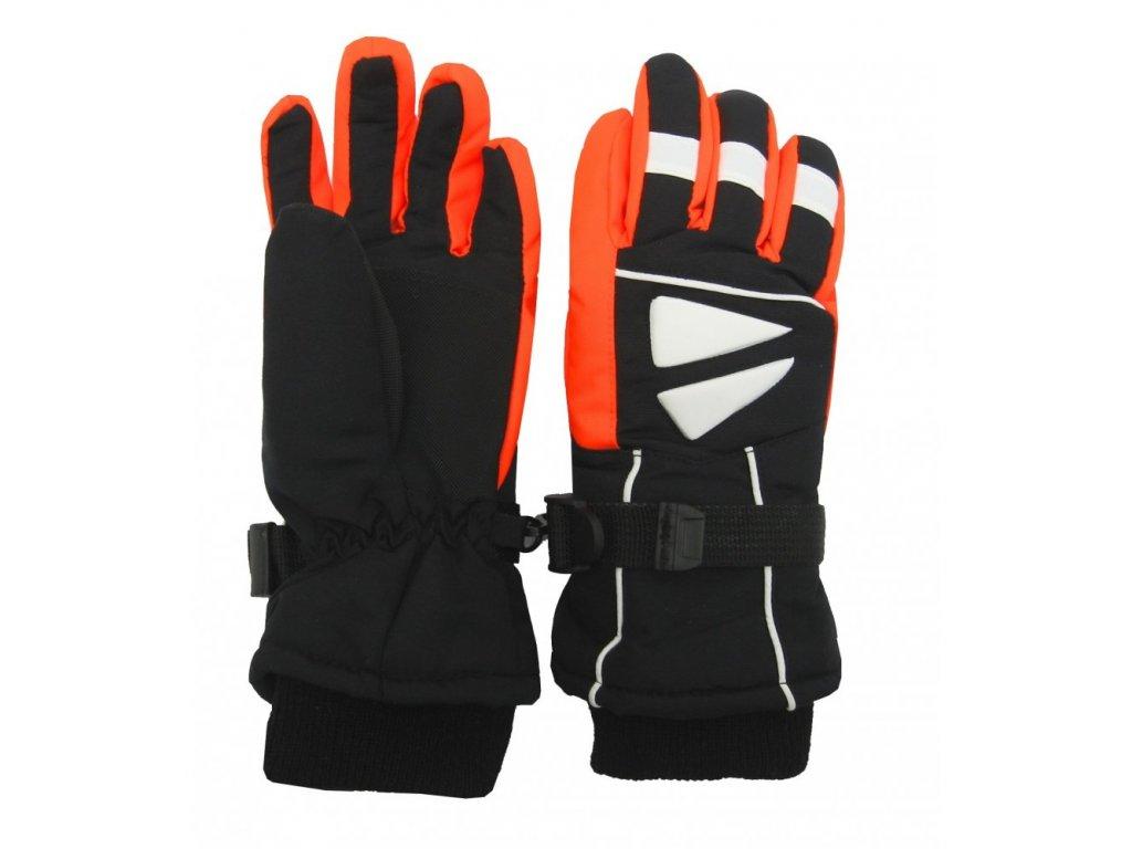 Dětské zimní rukavice Bella Accessori 2165S-2