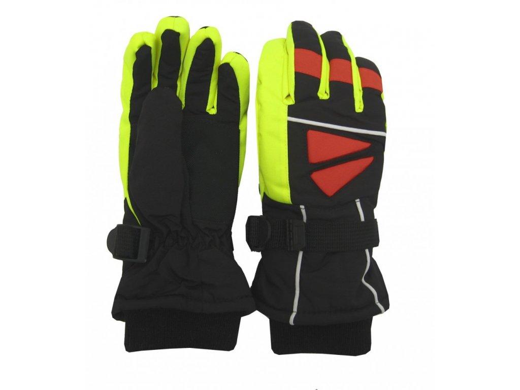 Dětské zimní rukavice Bella Accessori 2165S-5