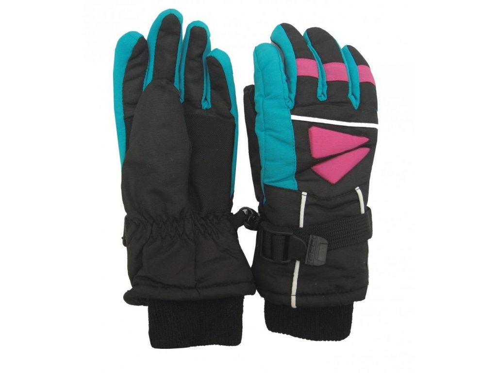 Dětské zimní rukavice Bella Accessori 2165S-6