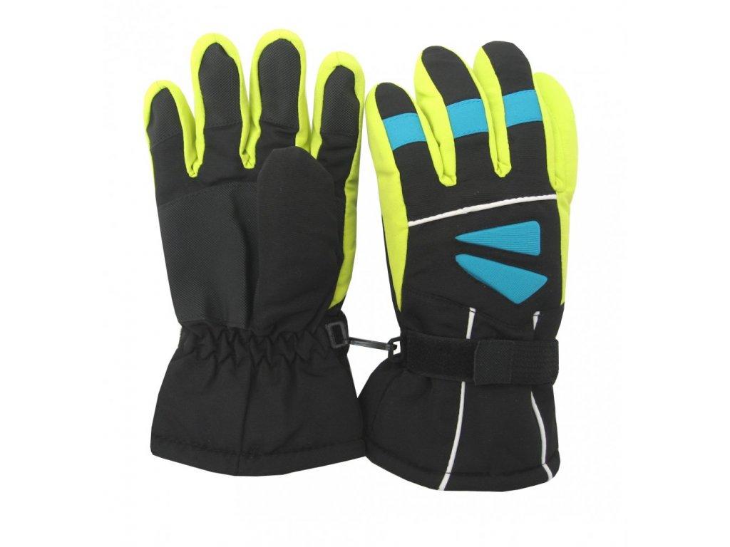Dětské zimní rukavice LinkWare 851-6