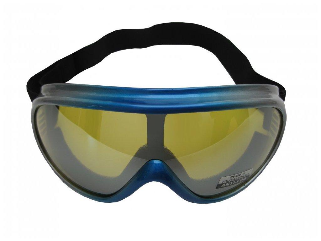 Lyžařské brýle Cortini Yetti G1324 junior modré