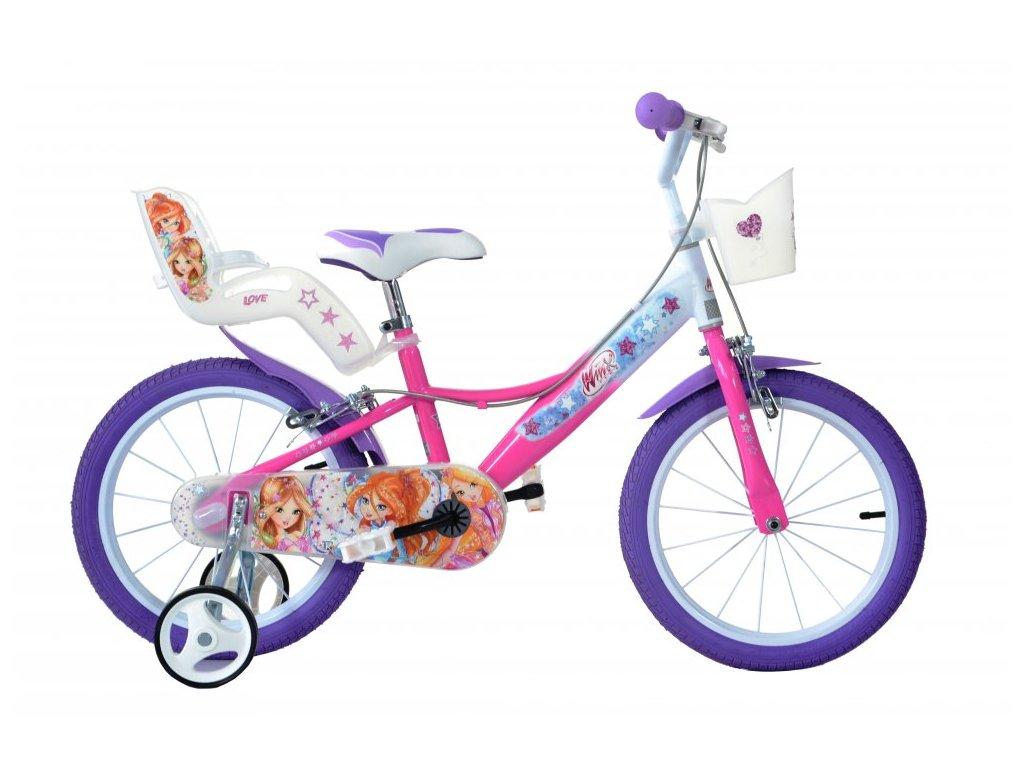 Dětské kolo Dino Bikes 144R-WX7 Winx Club 14