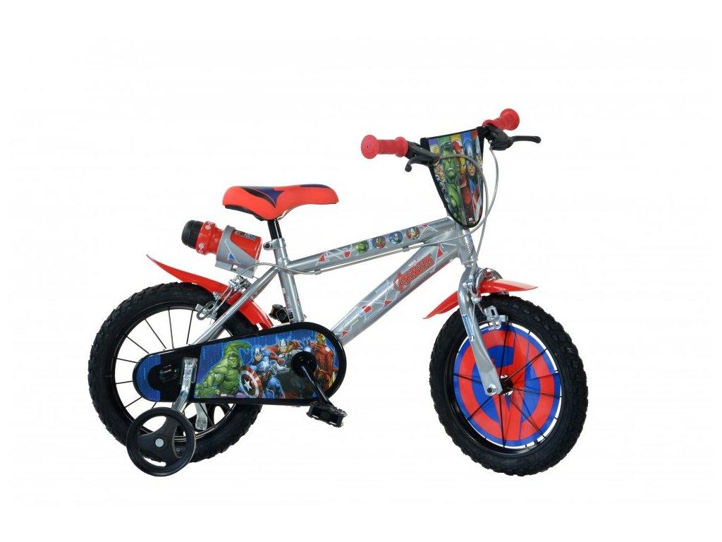 Dětské kolo Dino Bikes 416U-AV2 Avengers 16
