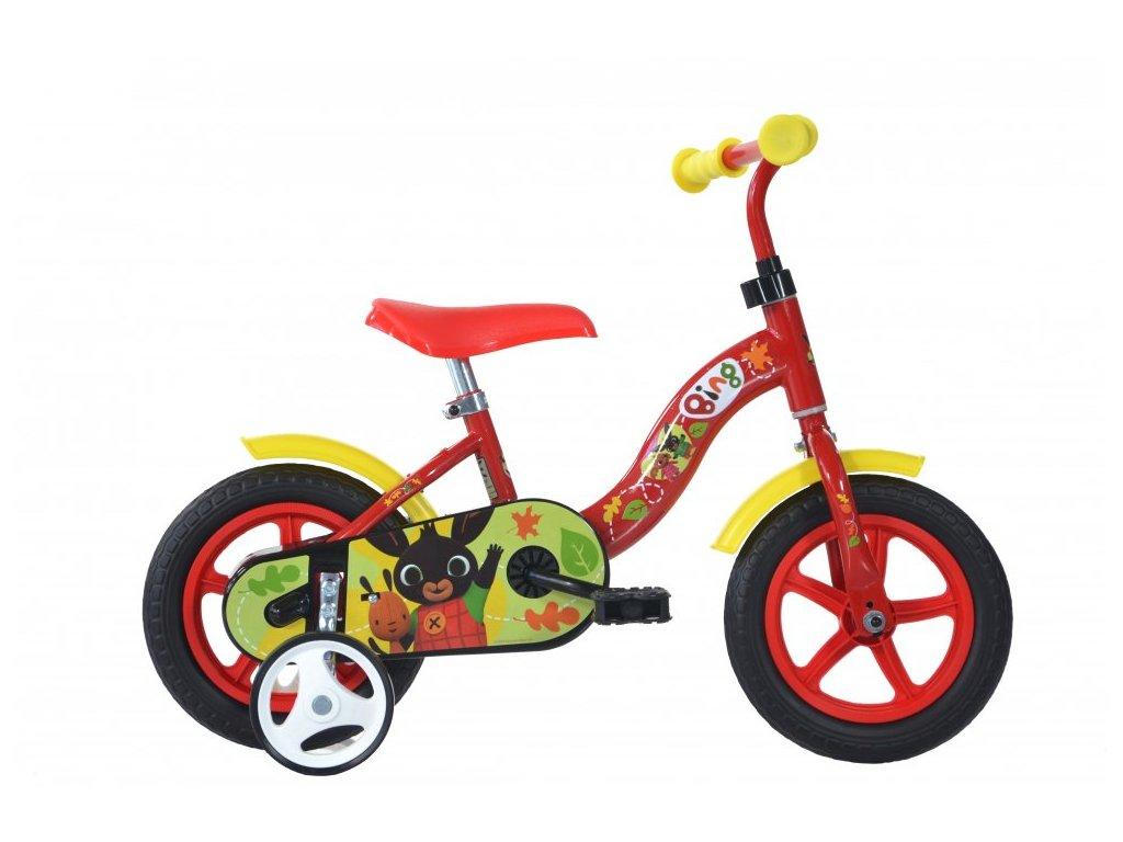 Dětské kolo Dino Bikes 108L-BG Králíček Bing 10