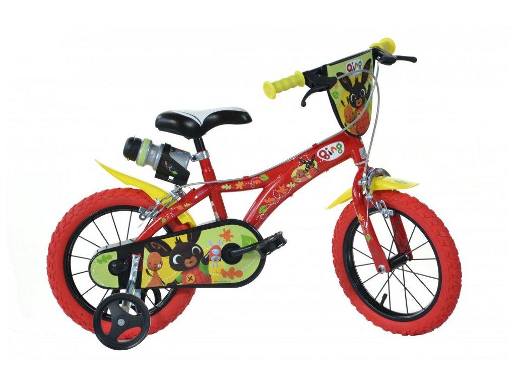 Dětské kolo Dino Bikes 614-BG Králíček Bing 14