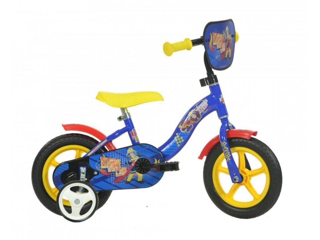 Dětské kolo Dino Bikes 108L-SIP Požárník Sam 10