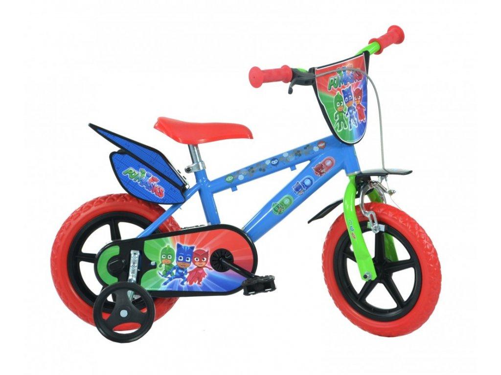 Dětské kolo Dino Bikes 412UL-PJ Pyžamasky 12