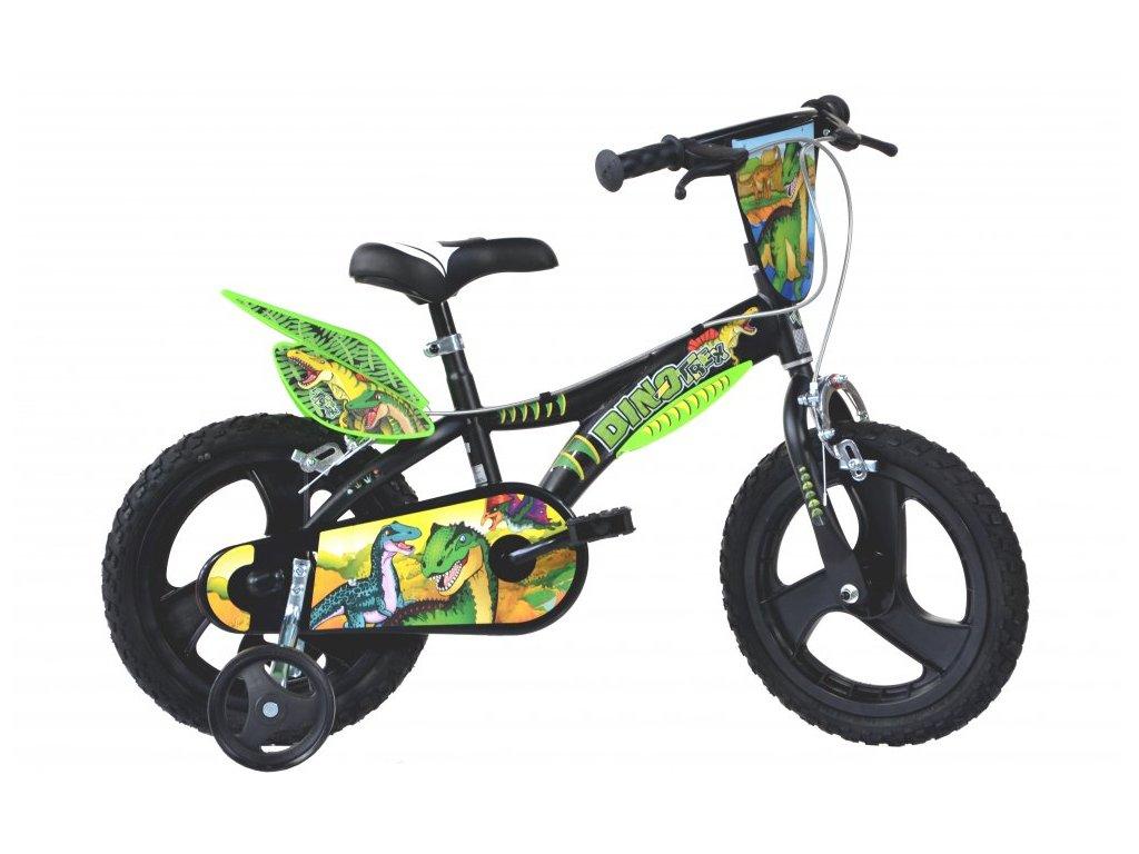 Dětské kolo Dino Bikes 616L-DS T. Rex 16
