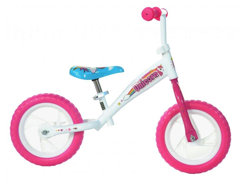 detske odrazedlo dino bikes 140r unc unicorn jednorozec