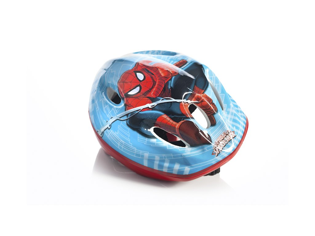 Dětská cyklistická helma Dino Bikes CASCOSP3 Spiderman