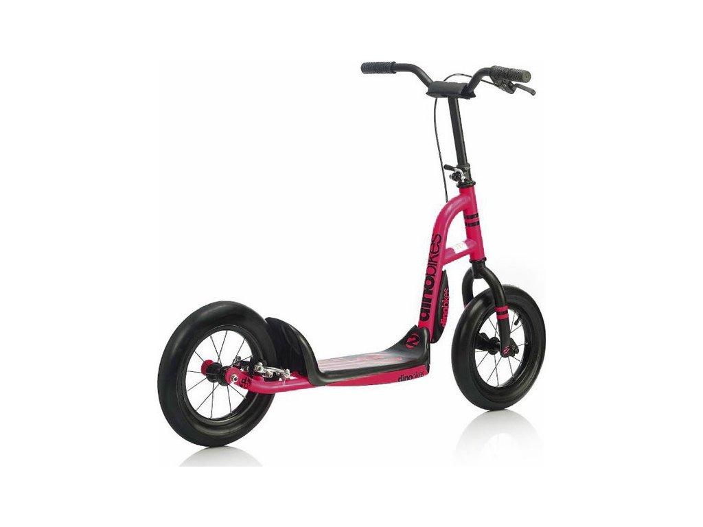 Koloběžka Dino Bikes 303U Urban 12 pink