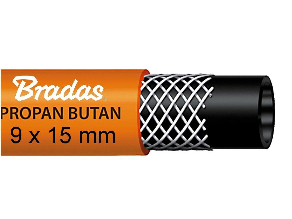 Hadice PB 9x15 20 bar
