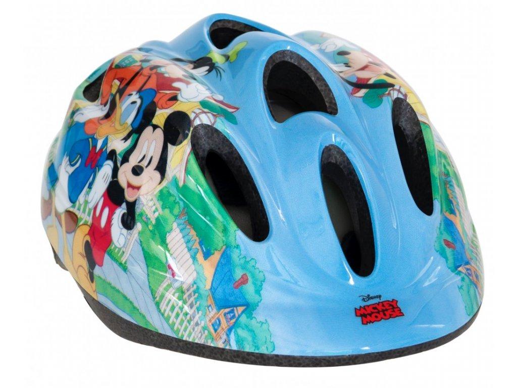 Dětská cyklistická helma Toimsa Mickey Mouse