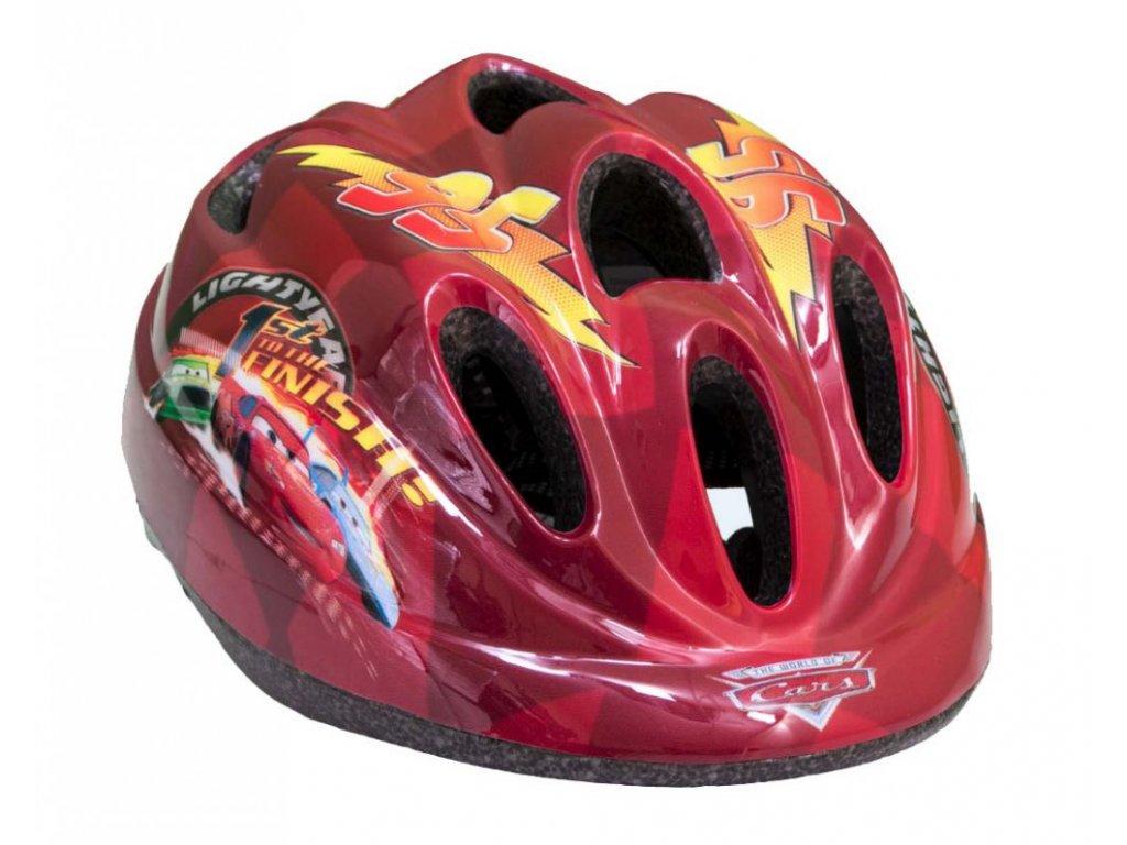 Dětská cyklistická helma Toimsa Cars (Auta)