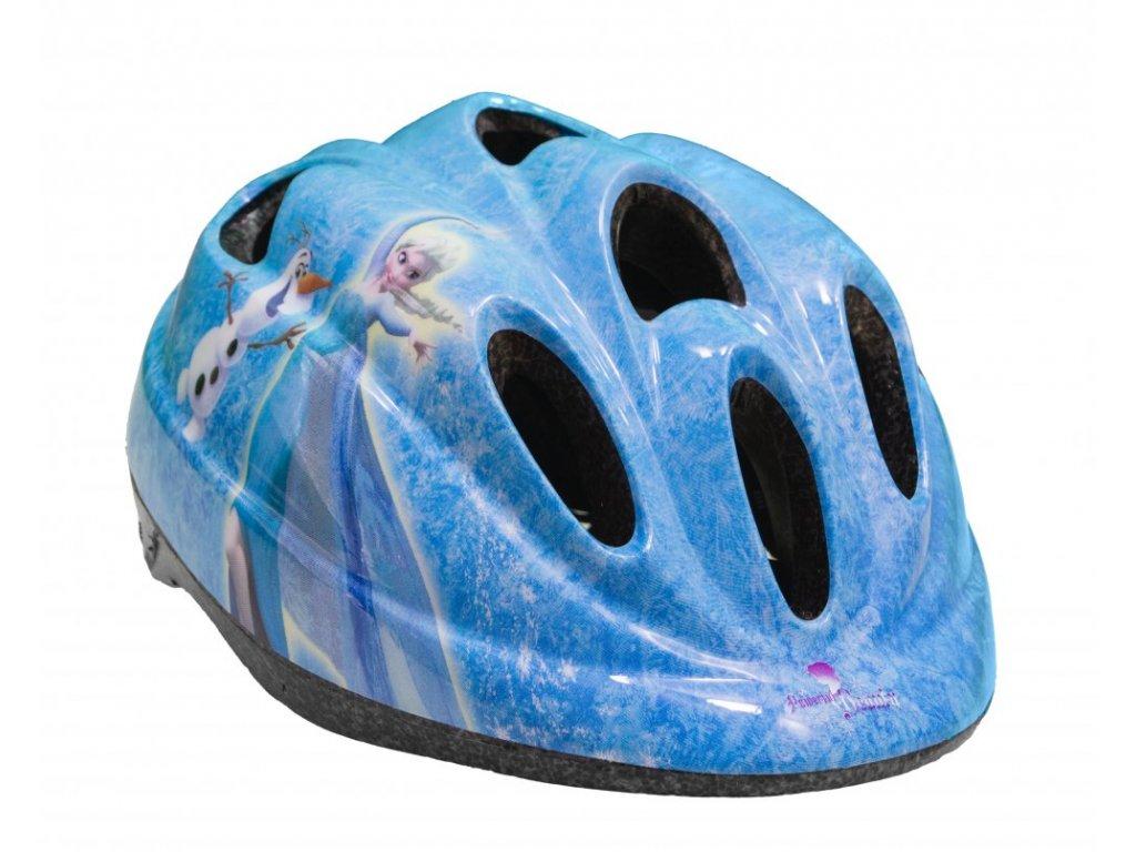 Dětská cyklistická helma Toimsa Frozen - Ledové království