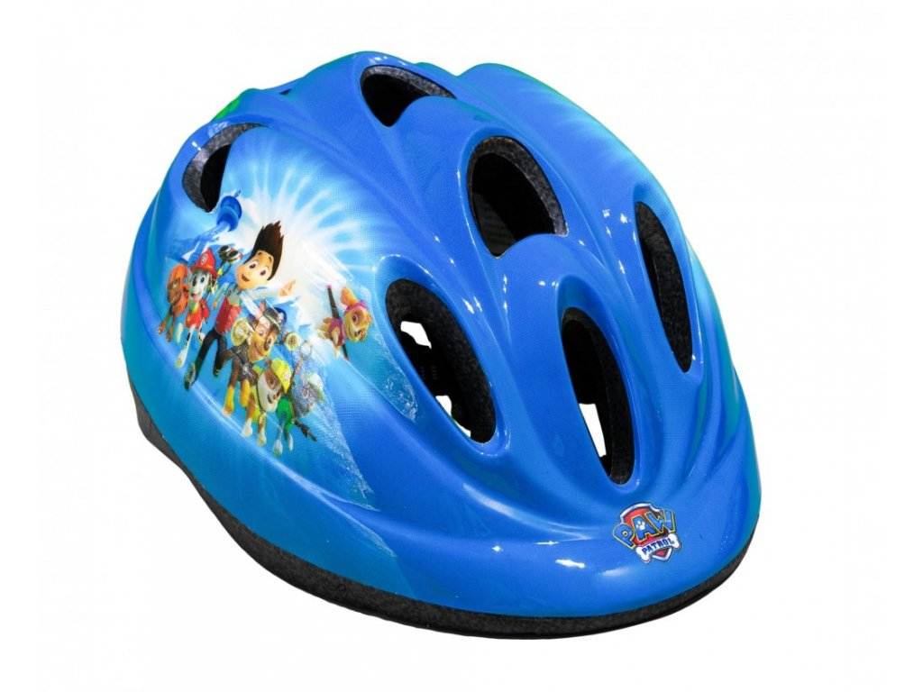 Dětská cyklistická helma Toimsa Tlapková Patrola chlapecká