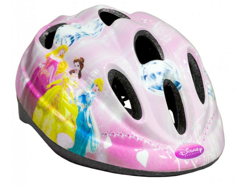 Dětská cyklistická helma Toimsa Princezny Disney