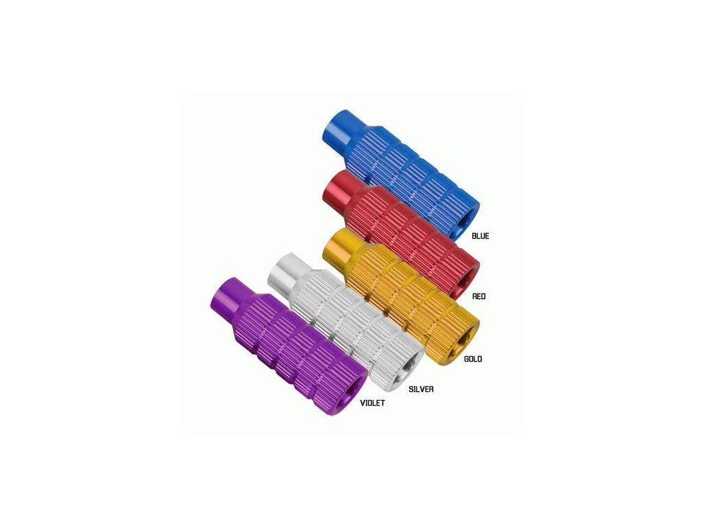 PEGS na freestyl koloběžky