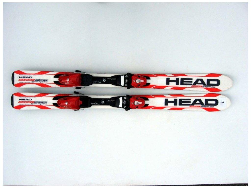 Dětské lyže Head Super Shape Team System 107 cm