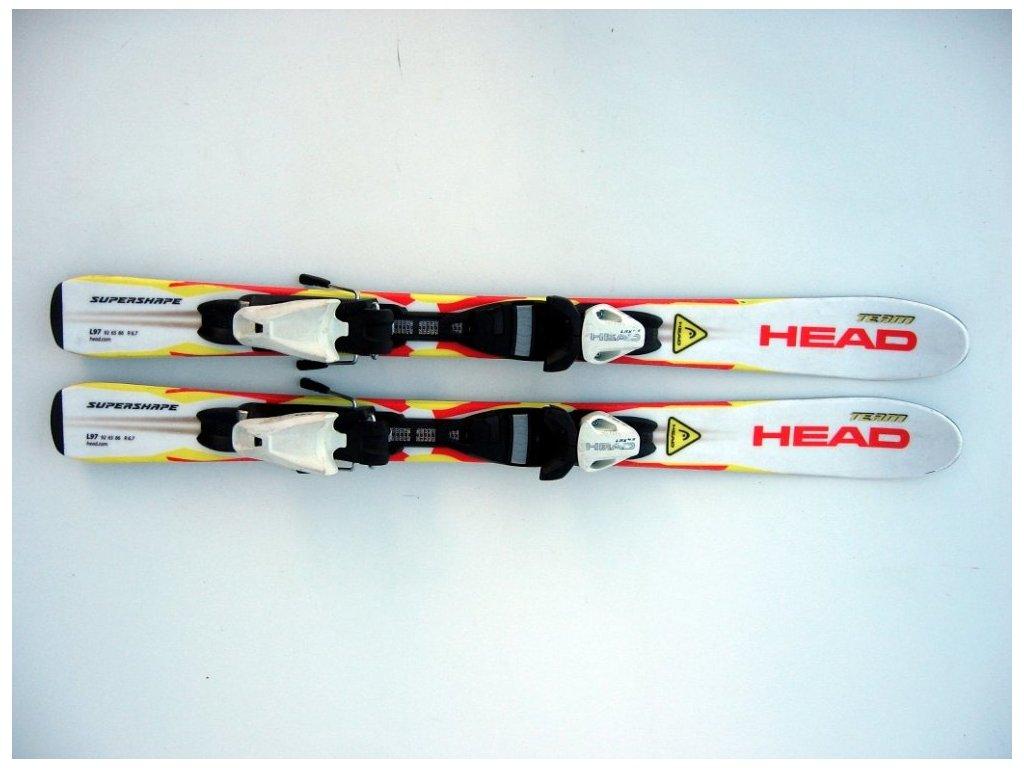 Dětské lyže Head Supershape 97 cm