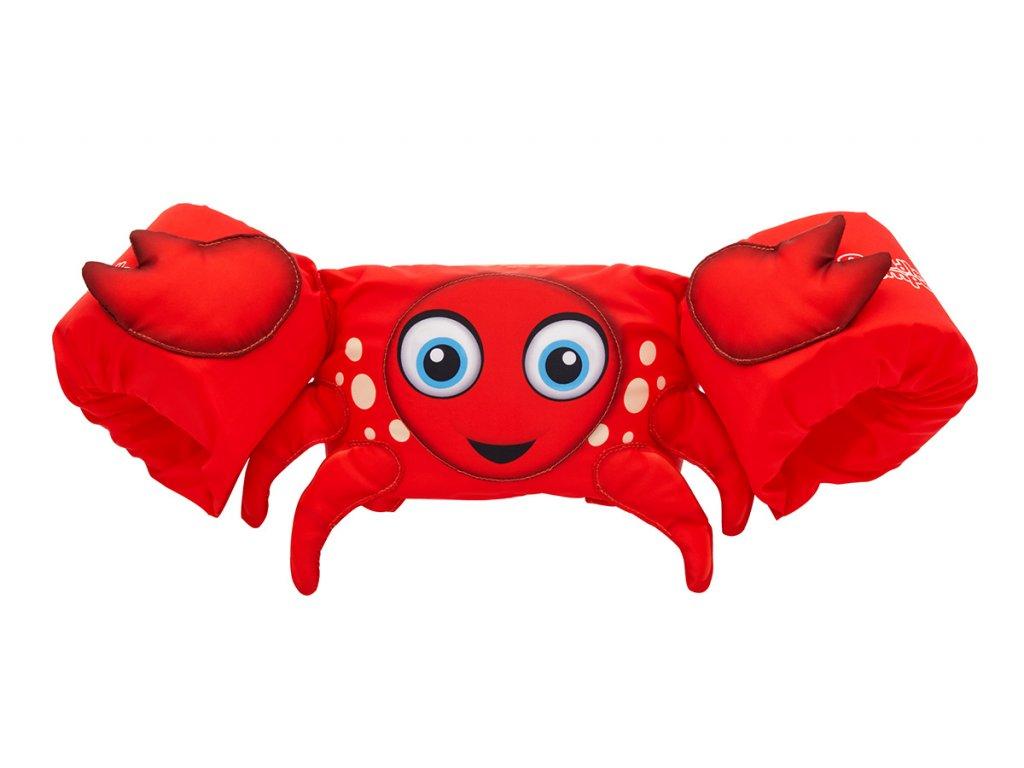 3d puddle jumper crab
