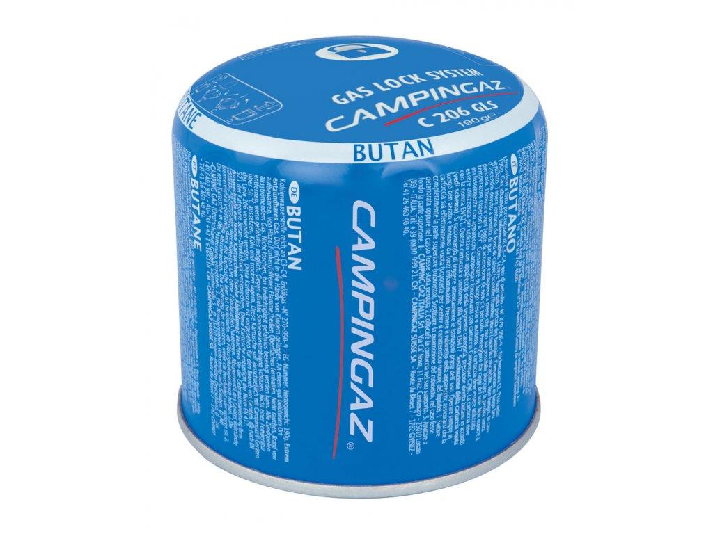 Campingaz kartuše C206 GLS