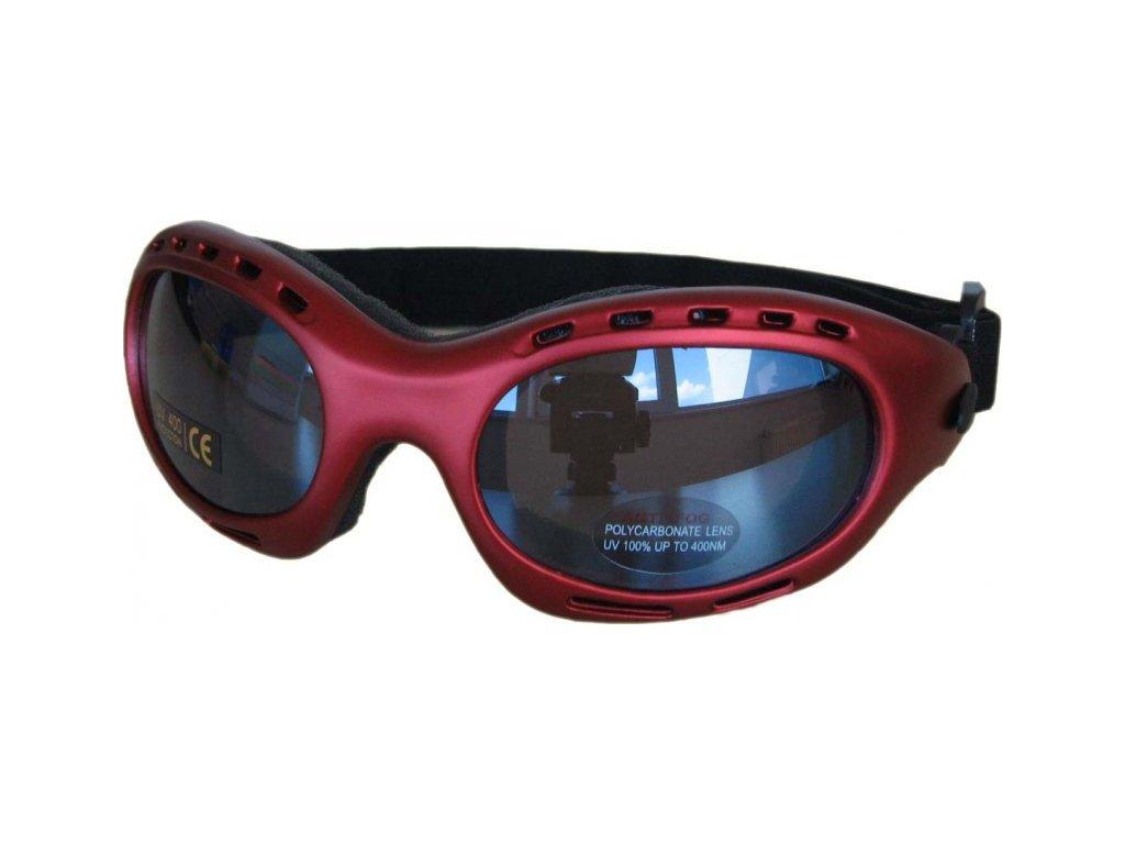 Brýle na běžky Cortini Spaio red